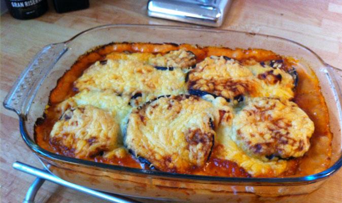 zucchini recept lchf
