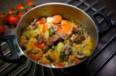 LCHF recept för Köttgryta