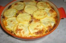 LCHF lasagne